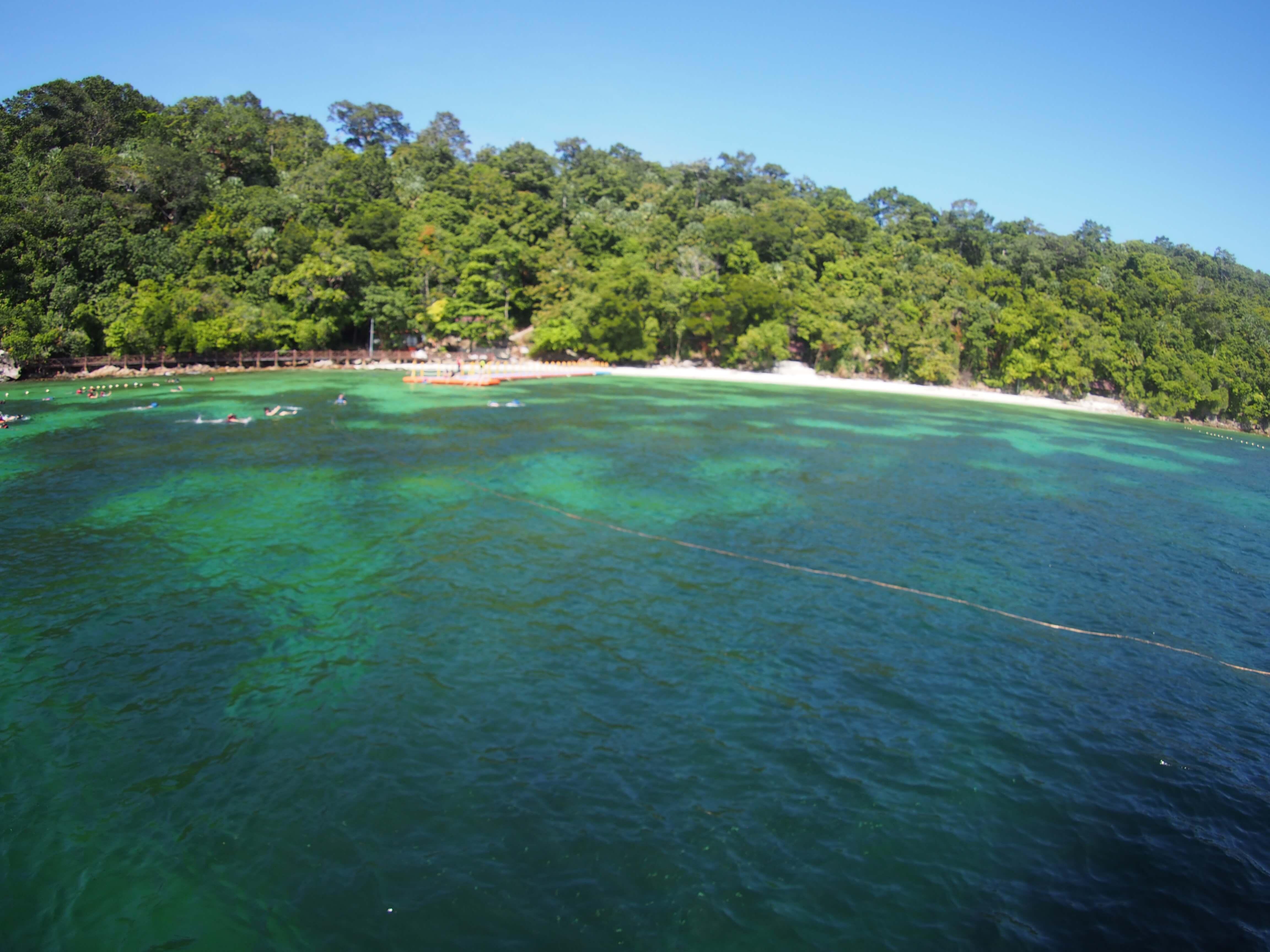 【楽園】マレーシア観光ならパヤ島!VELTRA社のシュノーケリングツアーで行ってみた感想