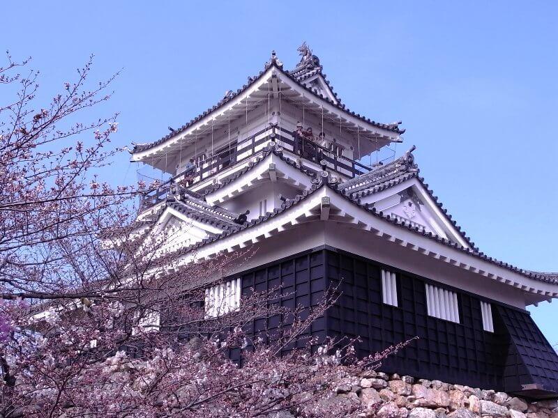 浜松城は遠州の重要スポット。