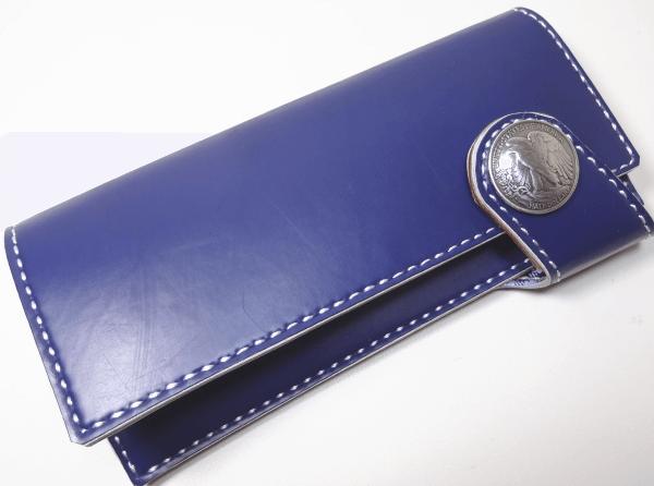 ランドセルリメイクの長財布11