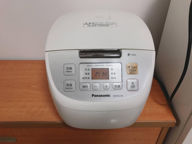 わたしの家で使っている炊飯器の写真