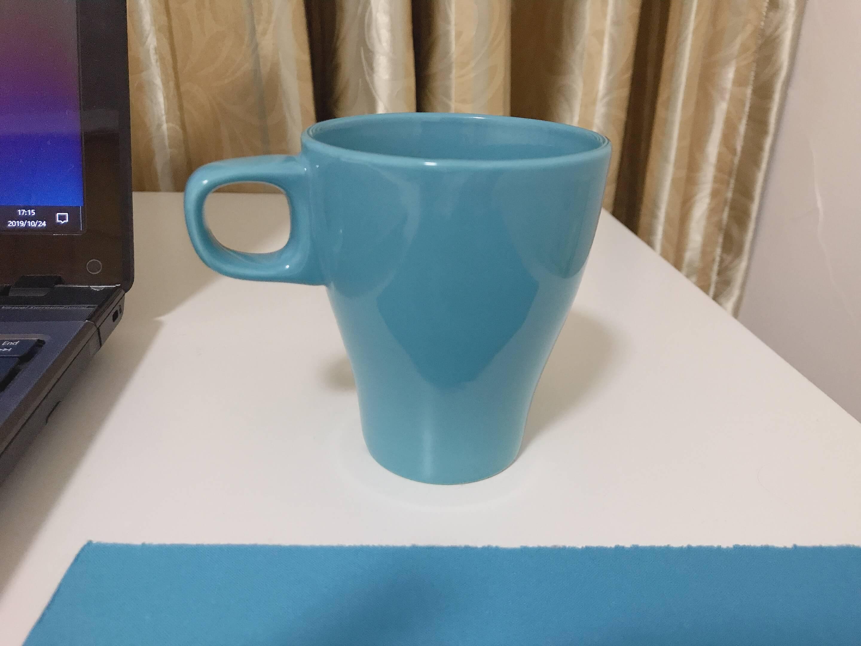 わたしが中国のIKEAで買ったマグカップの写真