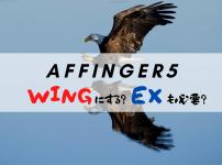 AFFINGER5はWINGかEXか